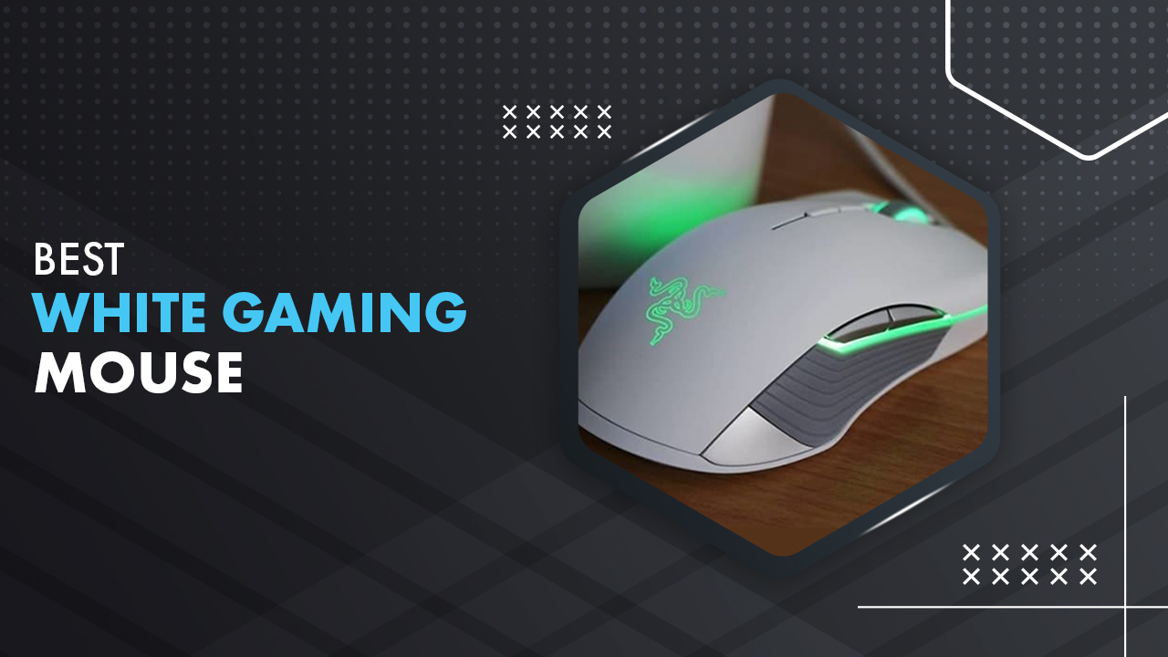 Best White Mouse For Gaming